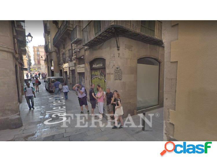 Local comercial en Calle Call, en alquiler, Barcelona
