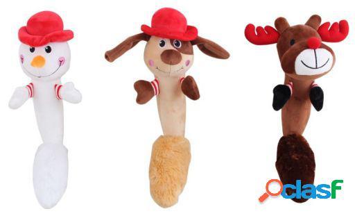 Pawise Peluches Navidad Grande para Perros 150 GR