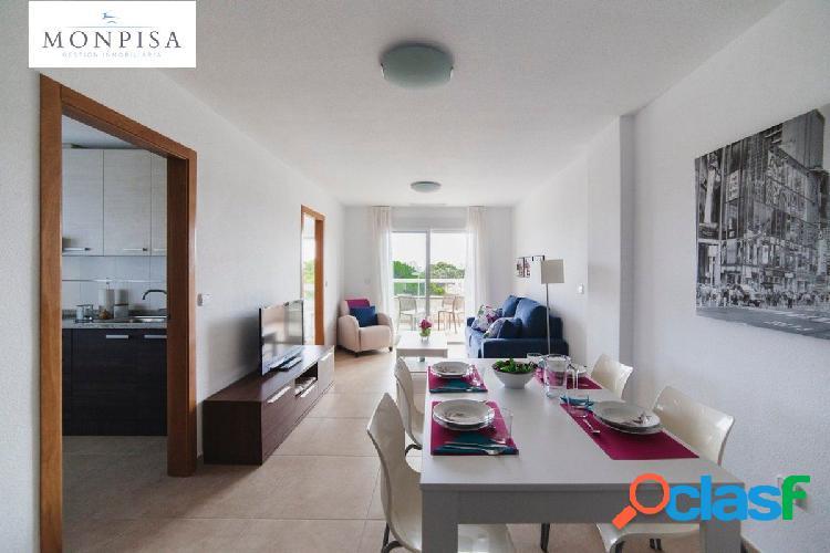 Pisos de obra nueva de 2 y 3 habitaciones directos del