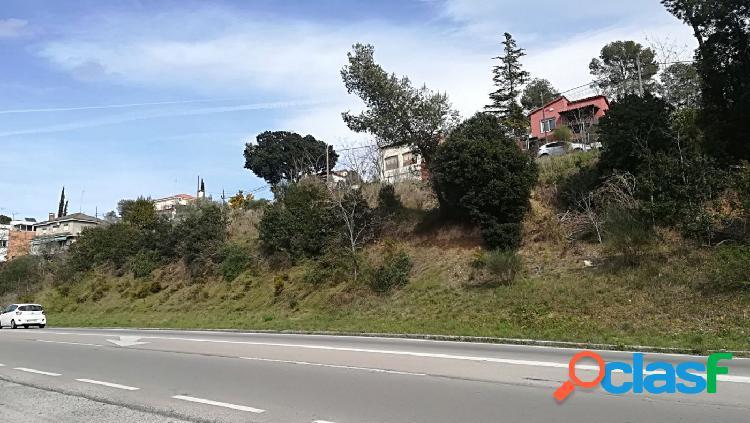 Solar urbanizable en Sant Quirze del Valles!! Consúltenos!!