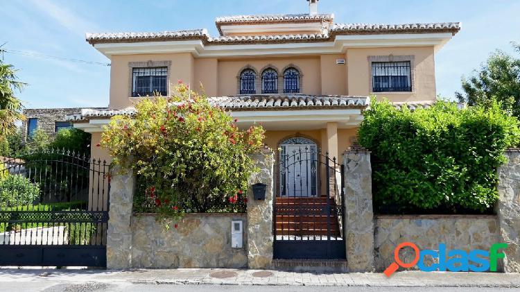 Venta de chalet en Gójar (Granada)