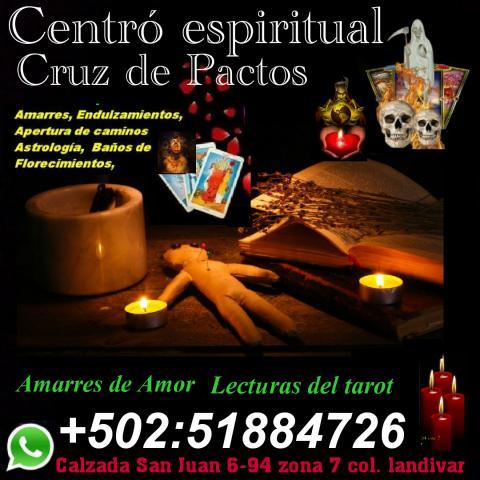 centro espiritual cruz de pactos problemas en el Amor..