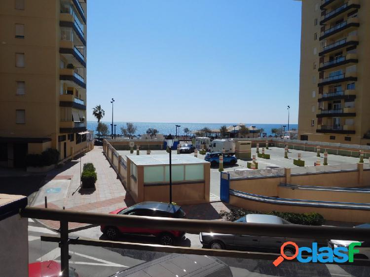 Apartamento con vistas espectaculares al mar
