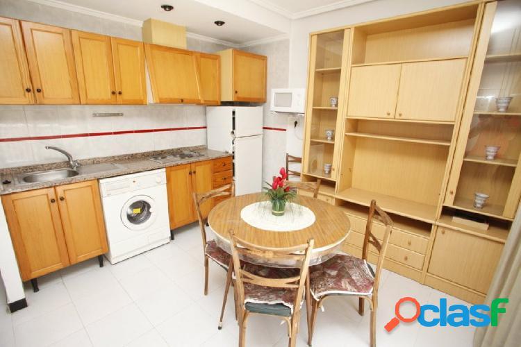 Apartamento de 1 dormitorio a 200 playa. Torrevieja