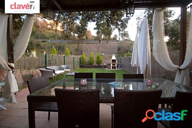 Casa adossada a 4 km de Sabadell a Sentmenat