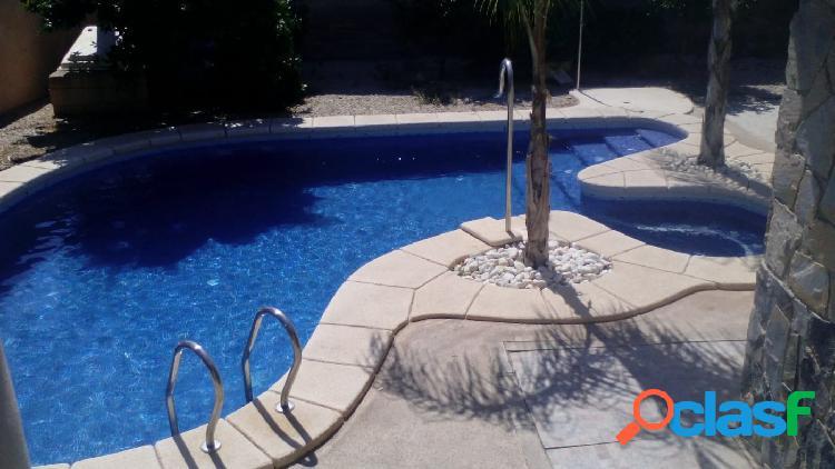 Magnifico chalet con piscina en crt,Santa Catalina