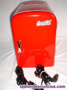 Nevera vintage coca cola retro