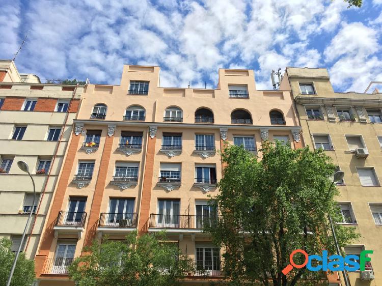 Espectacular piso en venta en Barrio Salamanca recién