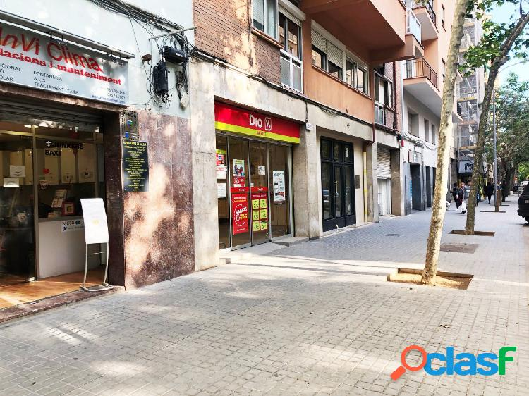 Local Comercial en Alquiler en Barcelona centro. Zona Navas.