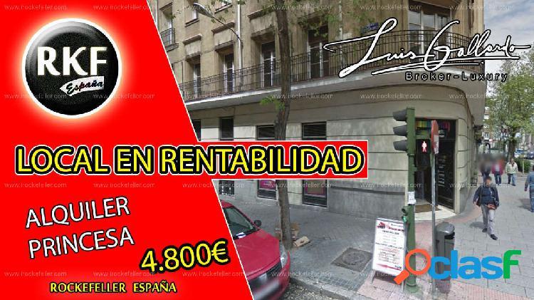 Local comercial - Argüelles, Moncloa, Madrid [139853/Local
