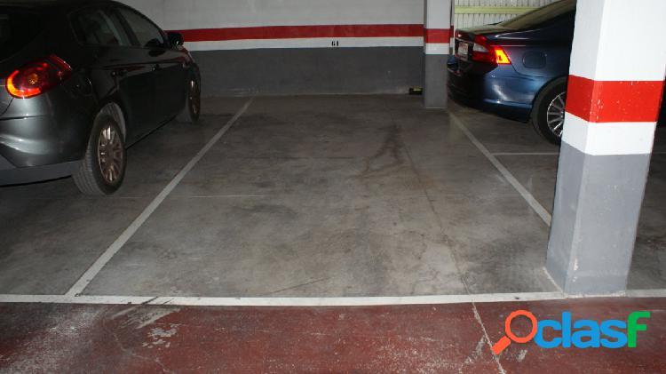 Plaza de garaje en alquiler en el Pau Sensal