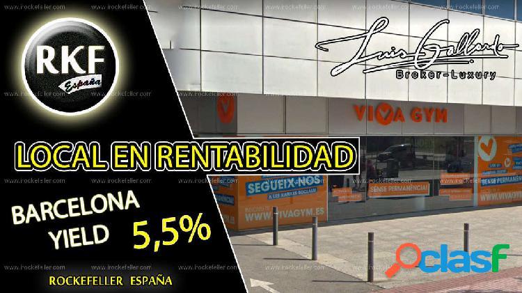 Venta Local comercial - Sabadell, Barcelona [218885/Local