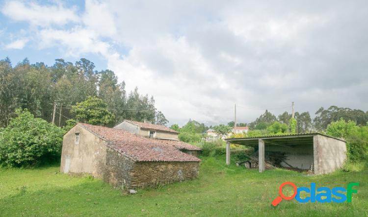 CASA TÍPICA Y TRADICIONAL GALLEGA DE PIEDRA