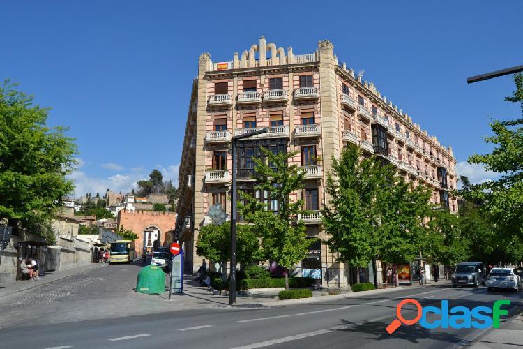 Local comercial en la Gran Vía de Granada.