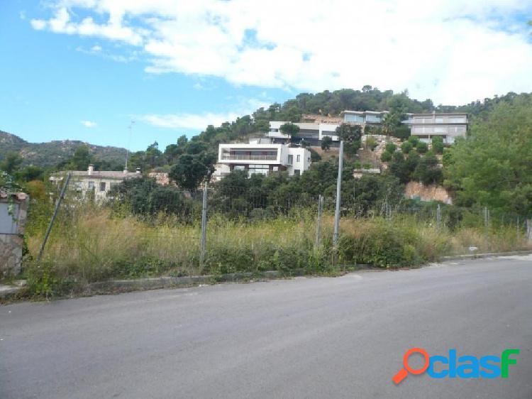 Solar residencial en Venta en Sant Feliu De Guixols Girona