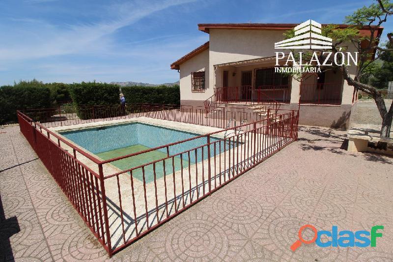 Ref: 1730. Casa de campo en venta en Crevillente (Alicante)