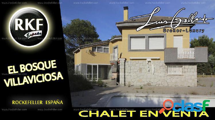 Venta Chalet independiente - Urbanización el Bosque,