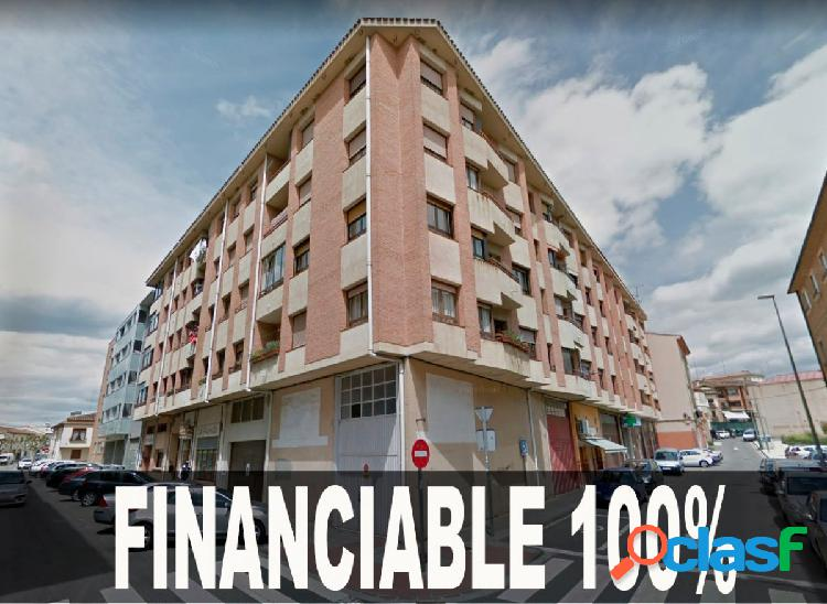 PISO DE 3 DORMITORIOS CON ASCENSOR Y FINANCIABLE 100%