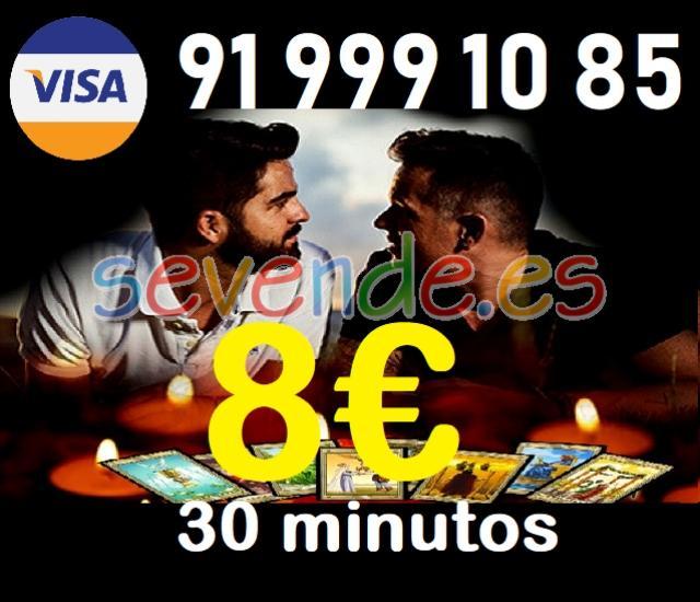 videncia y tarot 8 euros los 30 minutos