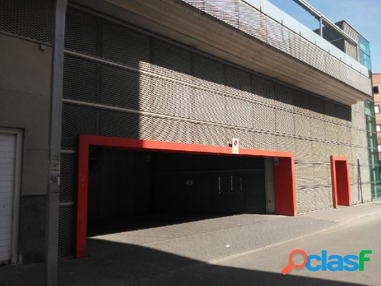 Alquiler plaza de garaje en Ronda Norte