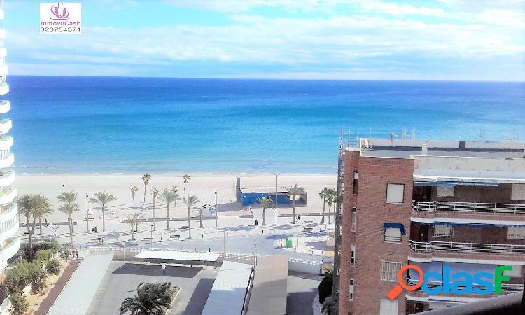 Precioso apartamento en primera línea de Playa San Juan con