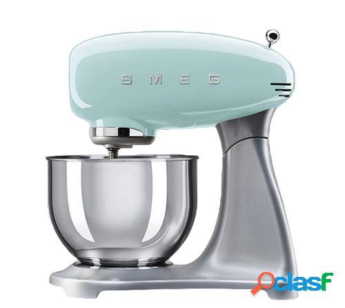 Smeg Robot Cocina SMF01PGEU Verde Claro
