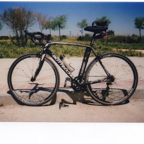 Bicicleta de carretera. Botecchia.