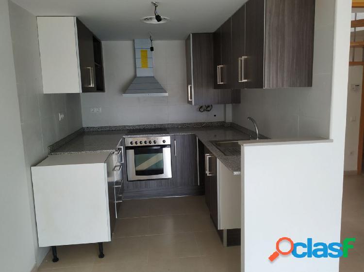 Apartamento de obra nueva de 47 m2, con 2 habitaciones
