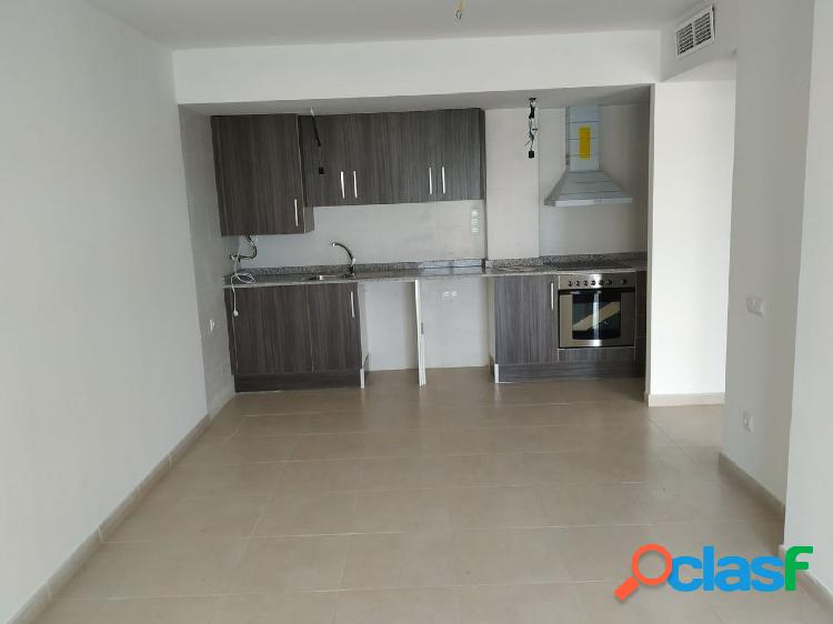 Apartamento de obra nueva de 58 m2, con 2 habitaciones