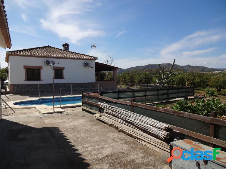 Casa de campo-Masía en Venta en Pizarra Málaga