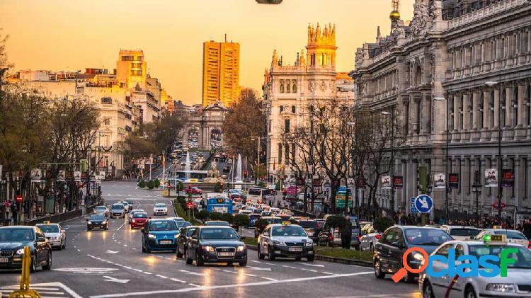Edificio en rentabilidad, en venta en el centro de Madrid