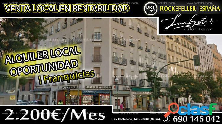 Local comercial - Ibiza de Madrid, Retiro, Madrid