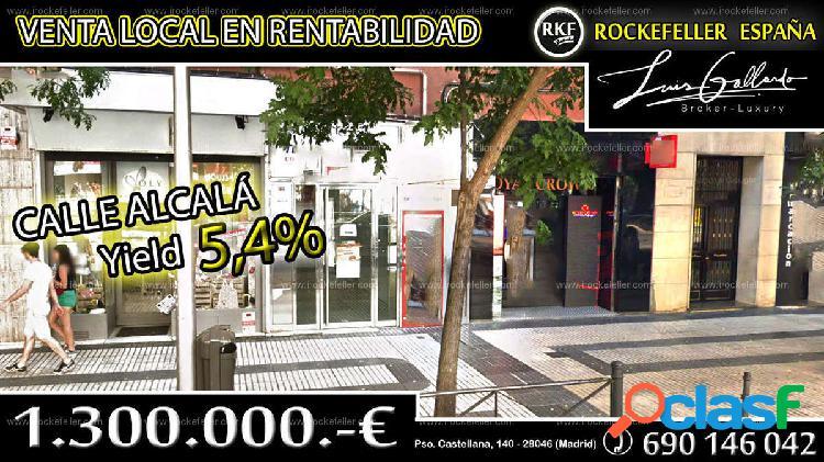 Venta Local comercial - Goya, Salamanca, Madrid