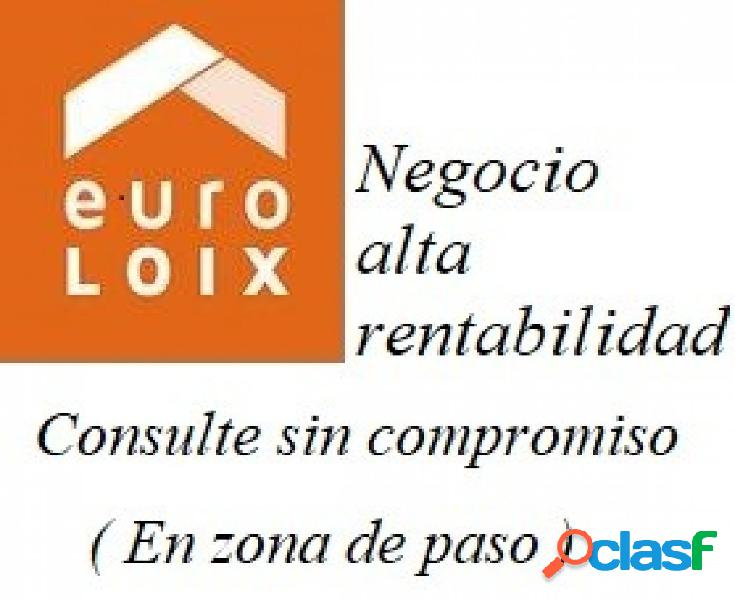 Amplio local muy centrico Benidorm! www,euroloix.com