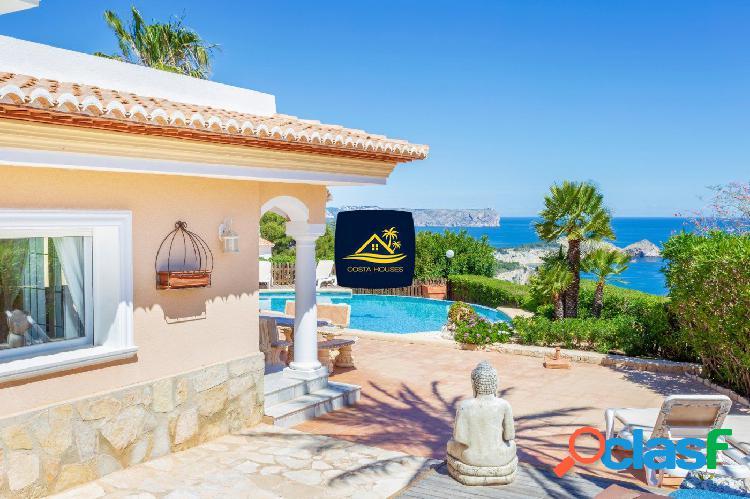 Elegante Villa con vistas al Mar en Javea · BAM | 1.300m2