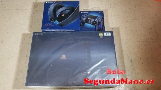NUEVO!!! Consola Sony PlayStation PS4 Pro 2TB 500