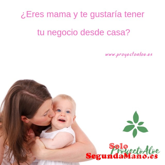 Negocio para mamas