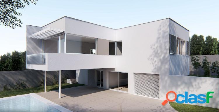 Villa moderna de nueva construcción en la costa de Benissa