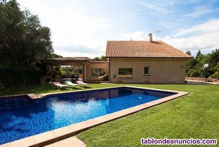 Alquiler de casas con piscina privada para sus vacaciones