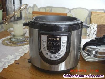 Olla electrica - new cook - robot de cocina, multifunción -