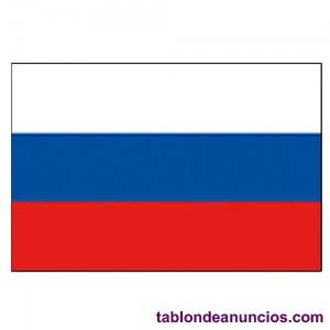 Auxiliar administrativa con ruso
