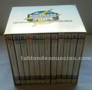 Colección cd-roms software imprescindible