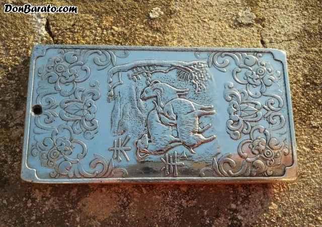 Extraordinario lingote de plata tibetana del año d