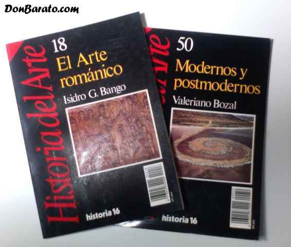 Libros historia del arte
