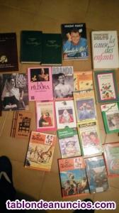 Lote de libros (100)