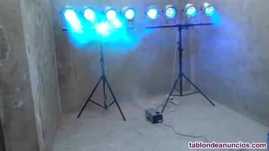 Torres de luces