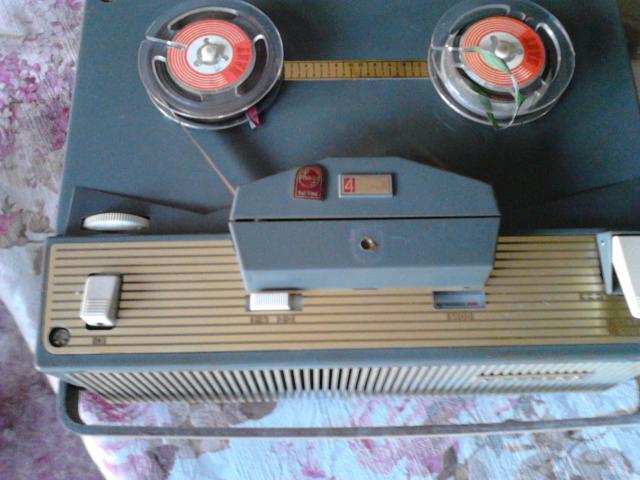 vendo grabadora antigua