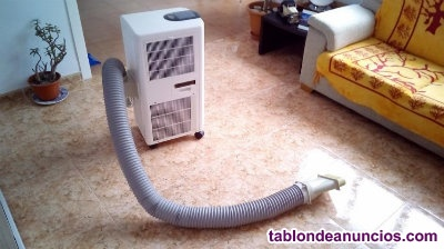 Aire acondicionado portátil haier (nuevo)