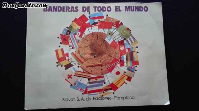 Album banderas de todo el mundo