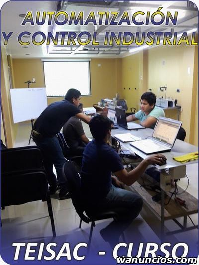 CURSO DE CONTROL Y AUTOMATIZACION - Madrid